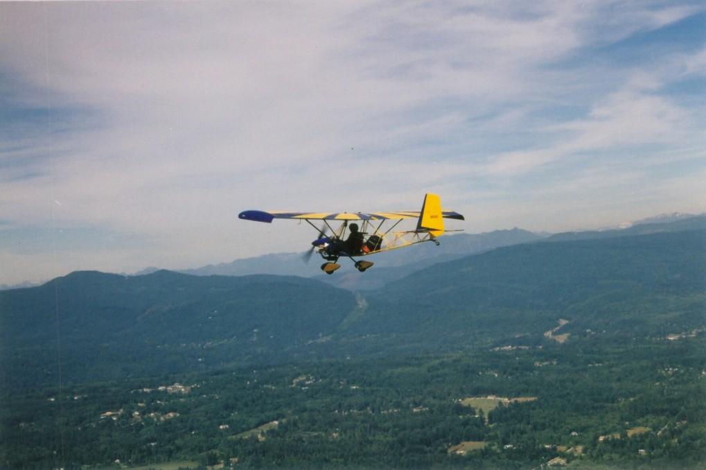 Ison Airbike - The Experimental Aviator