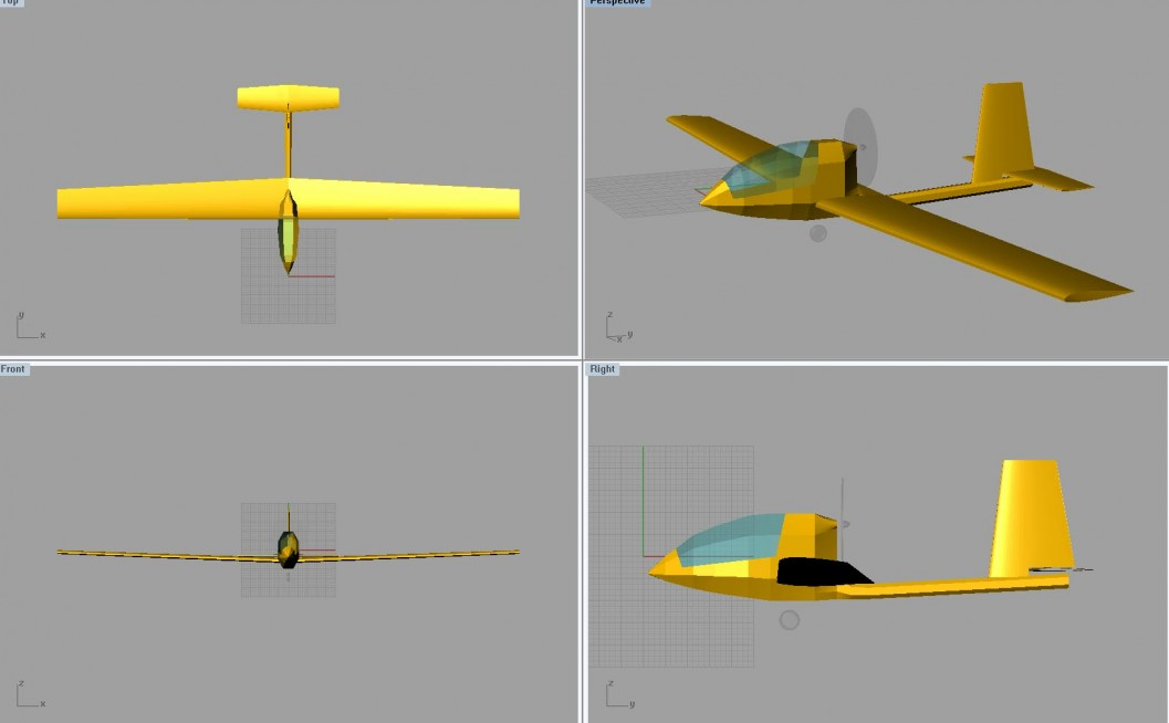 Ultralight Motor Glider Pictures