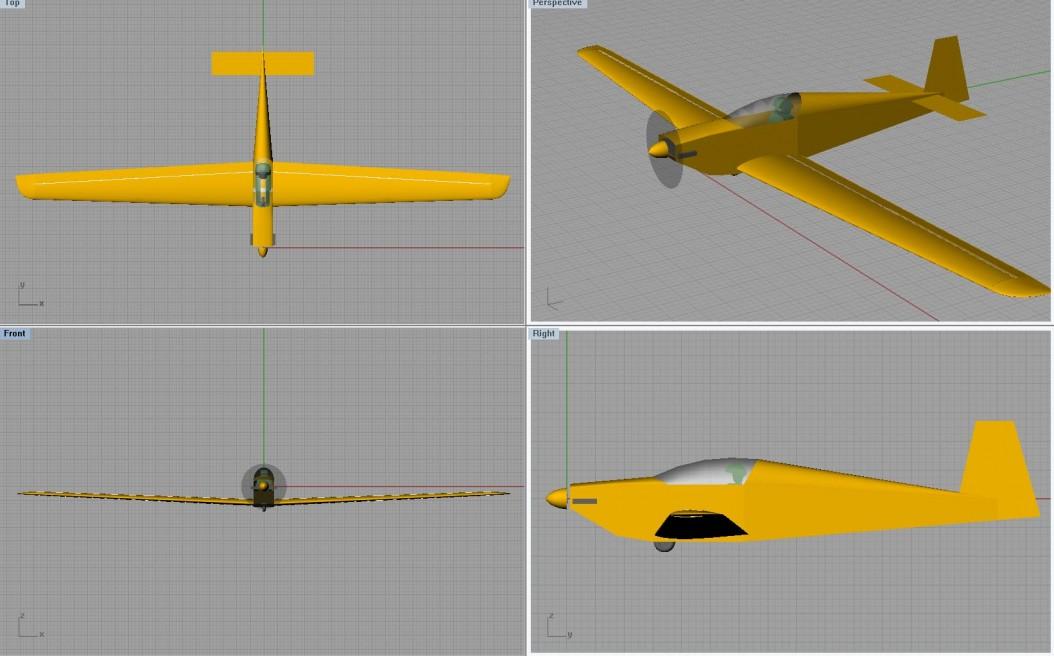 Designs - The Experimental Aviator
